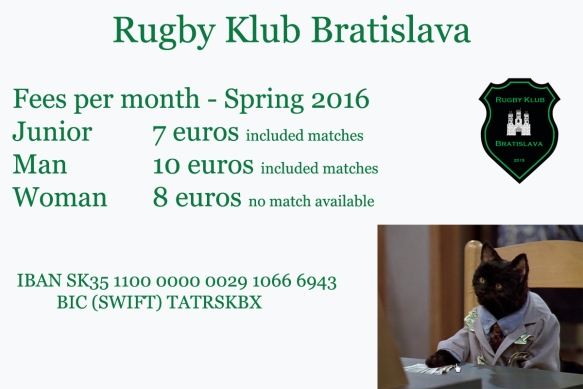 Fees for march 2015