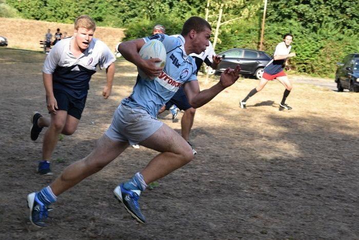 Rugby Slovakia sport trening team