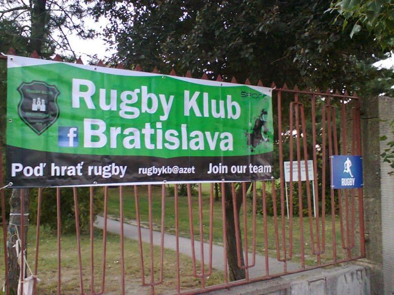 Rugby pitch Trnavka cesta 02