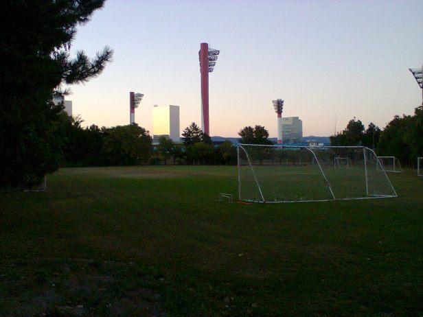 Rugby pitch Trnavka cesta 03