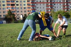 Rugby Klub Bratislava Slovakia sport trening team deti