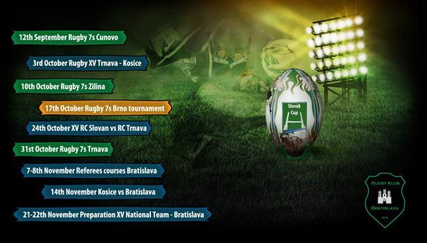 Fixtures Championship Slovakia