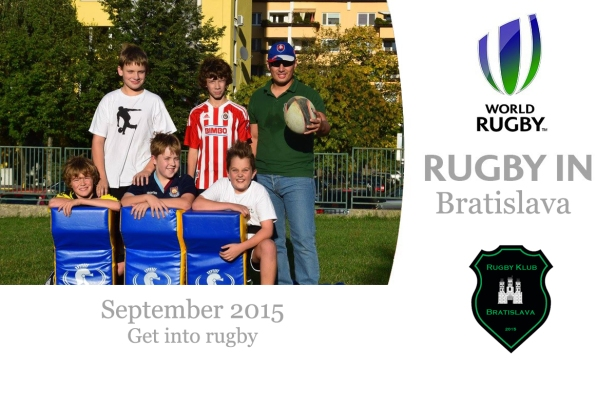 Get into rugby RKB British School sept 2015
