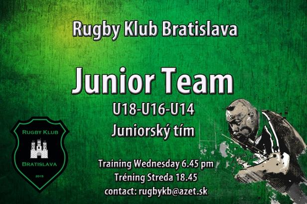 Junior squad