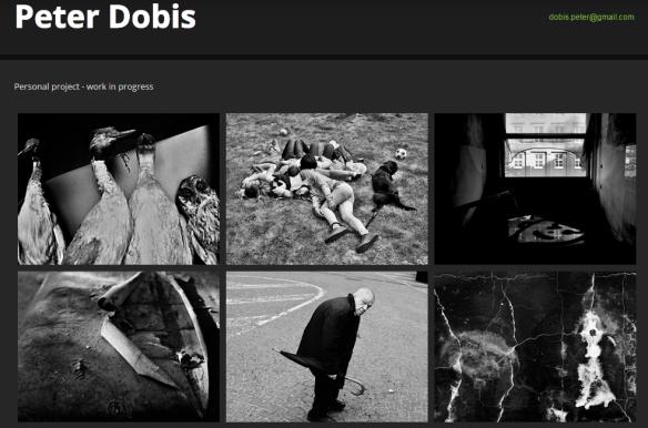 Menu Peter Dobis