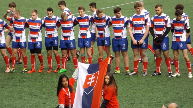 rugby slovakia reprezentacia