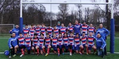 Slovak rugby U18 vs RC Donau