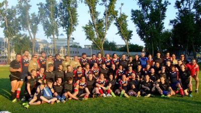 Rugby Club Madrid - Rugby Klub Bratislava