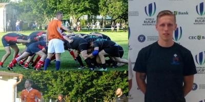 Rugby Klub Bratislava Slovakia sport trening team referee rozhodca
