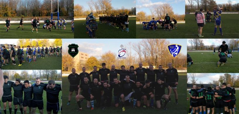 Rugby Klub Bratislava Piestany Slovakia sport trening team