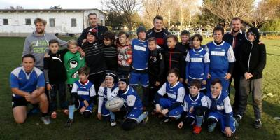 Rugby school Bratislava Slovakia