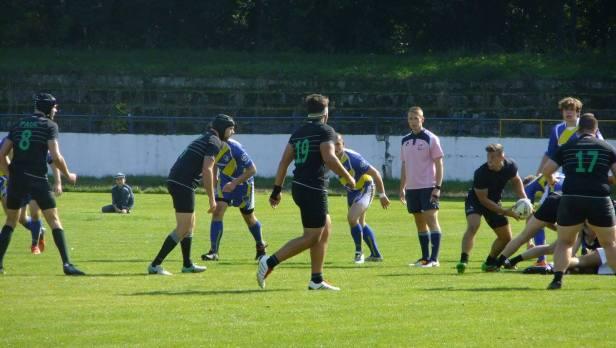 Tom Clark - Rugby Klub Bratislava