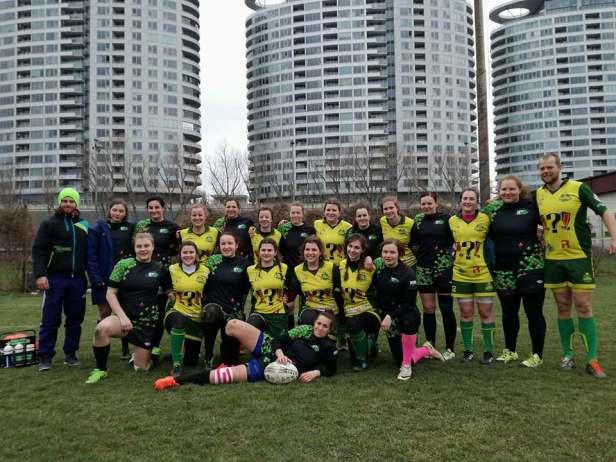 Women rugby - Bratislava
