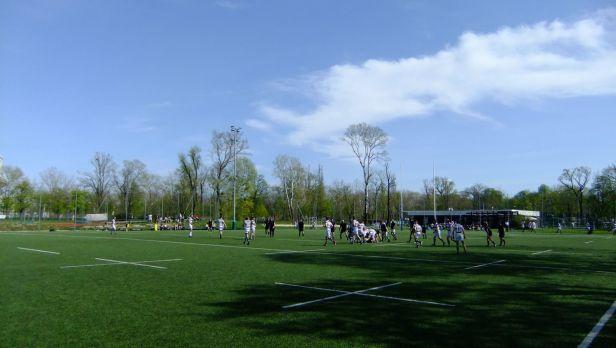 Rugby Club Donau Wien – Rugby Klub Bratislava