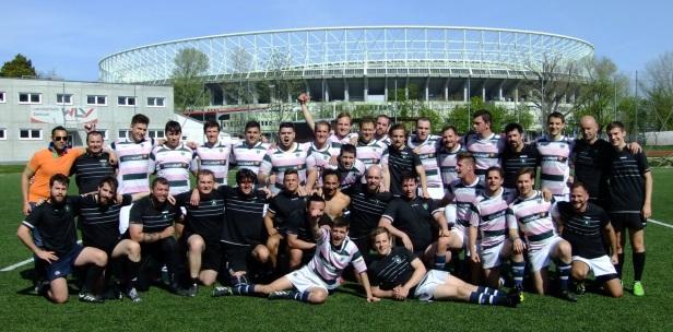 Rugby Club Donau - Rugby Klub Bratislava