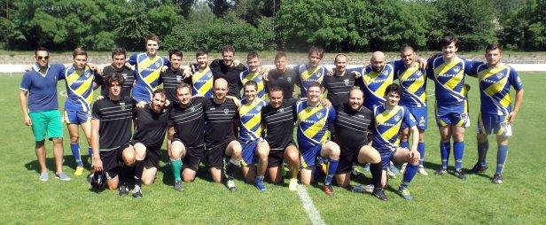 Rugby Klub Bratislava vs Rugby Club Piestany - Slovak league