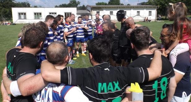 Rugby Klub Bratislava - Rugby Club Leodiensian England
