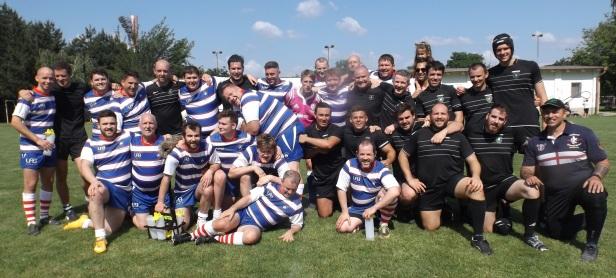 Rugby Klub Bratislava - Rugby Club Leodiesnsian England