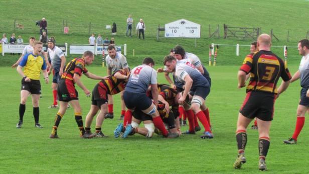 Birkenhead England rugby