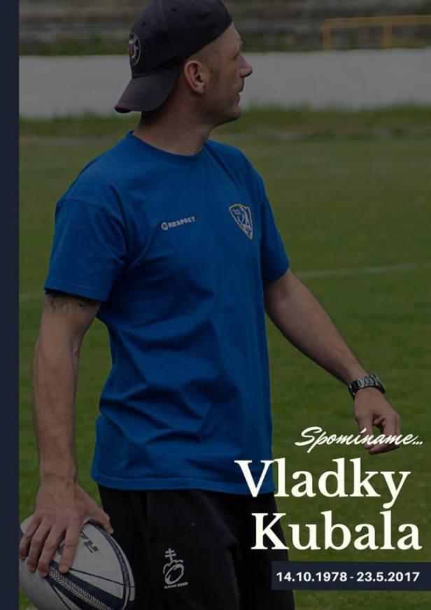 Vladimir Kubala 1978-2017 Former manager of the Slovak Rugby Union