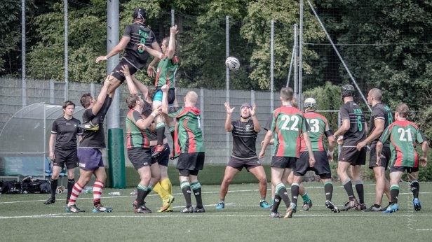 Rugby Club Leoben vs Rugby Klub Bratislava