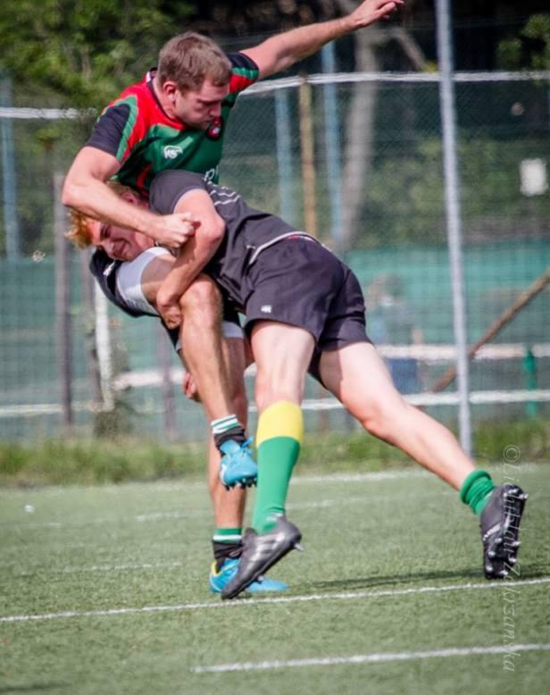 Emile De Block - Rugby Klub Bratislava