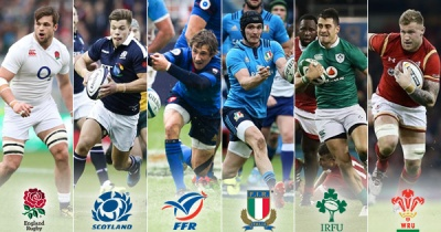 get ready for the Six Nations 2019