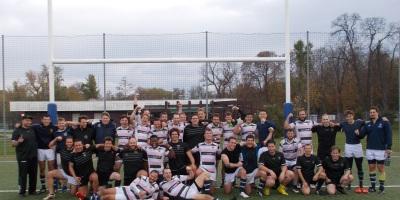 Rugby Club Donau Wien - Rugby Klub Bratislava Slovakia