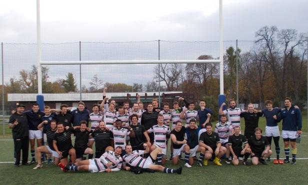 Rugby Club Donau Wien - Rugby Klub Bratislava