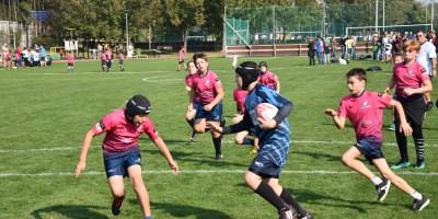 Simon U12 Rugby Klub Bratislava - children rugby Slovakia