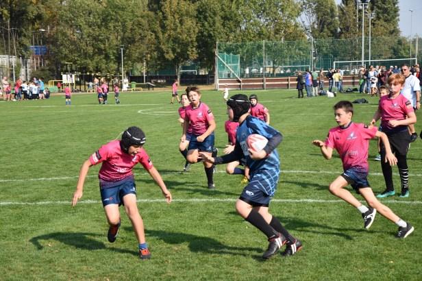 Simon U12 Rugby Klub Bratislava - children rugby