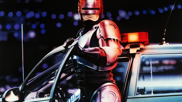 Robocop wallpaper hd