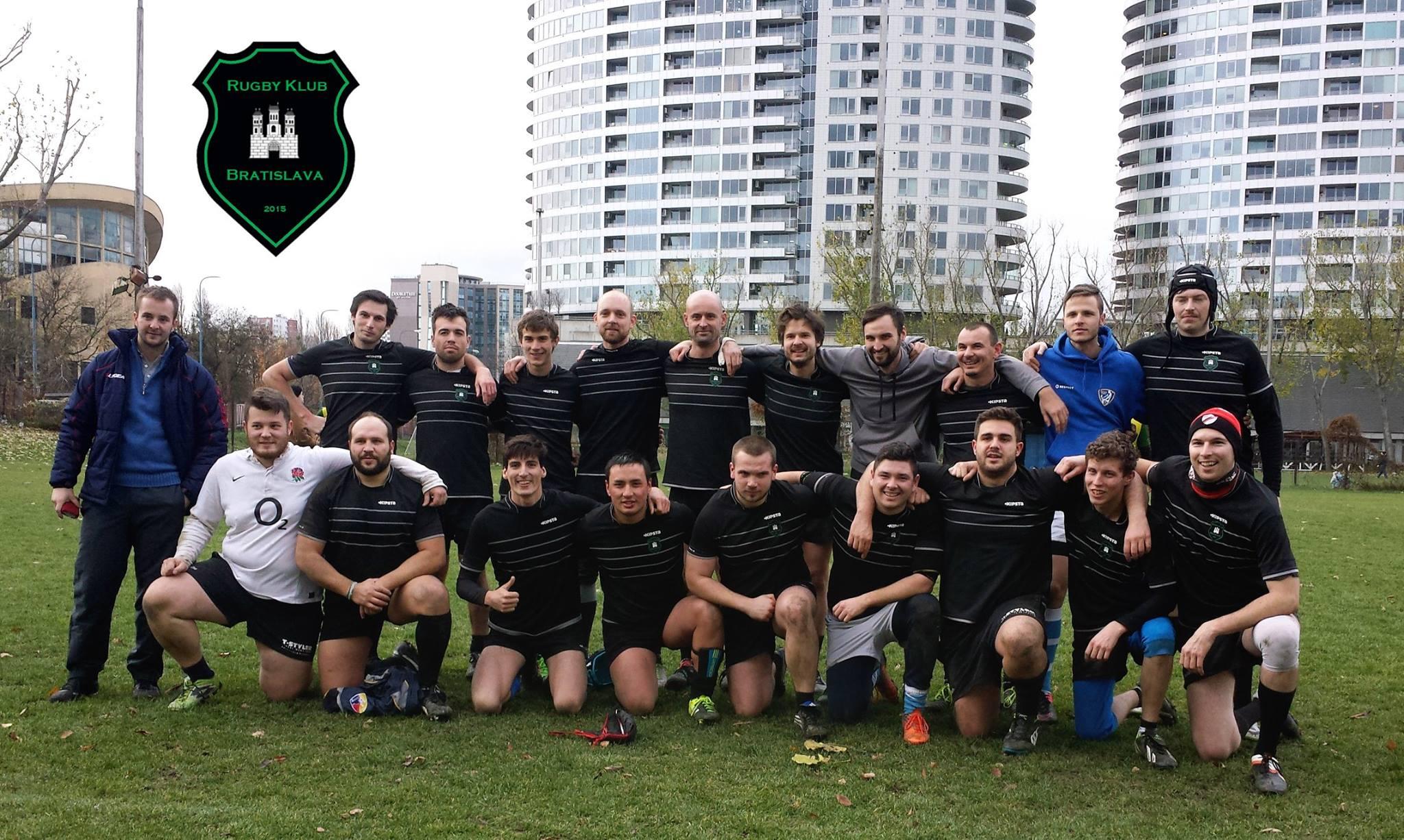 Rugby Klub Bratislava - 2016, Bratislava Ekonom