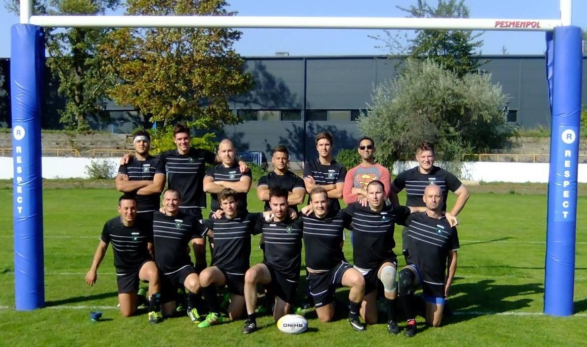 Rugby Klub Bratislava - 2017, Piestany