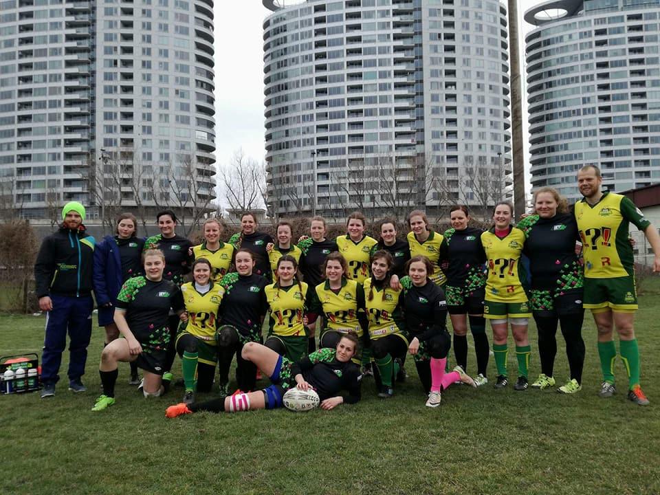 Rugby Klub Bratislava - 2018, Bratislava Ekonom
