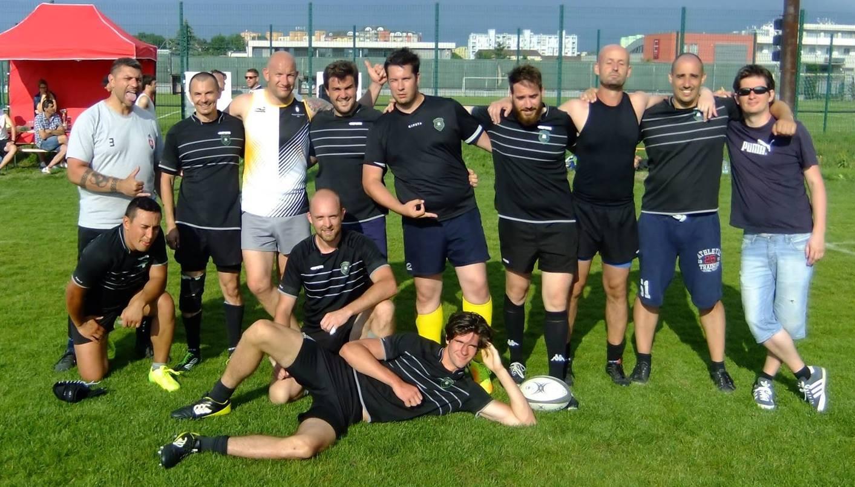 Rugby Klub Bratislava - 2018, Trnava