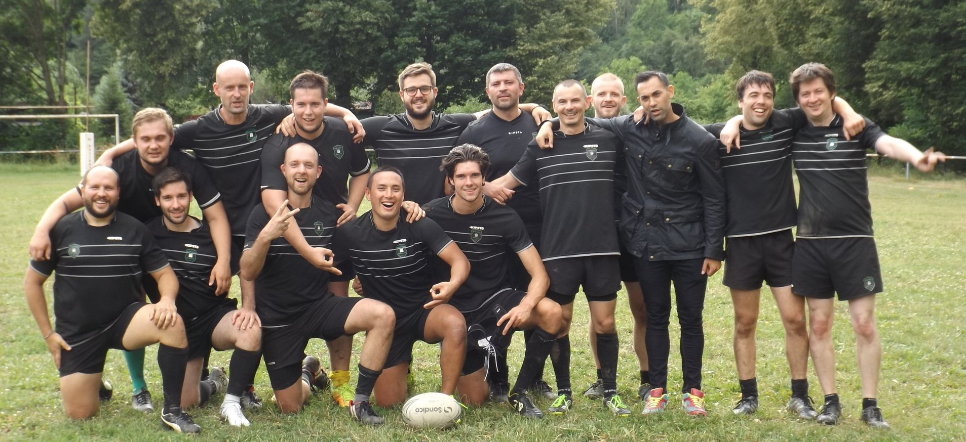 Rugby Klub Bratislava - 2018, Zilina