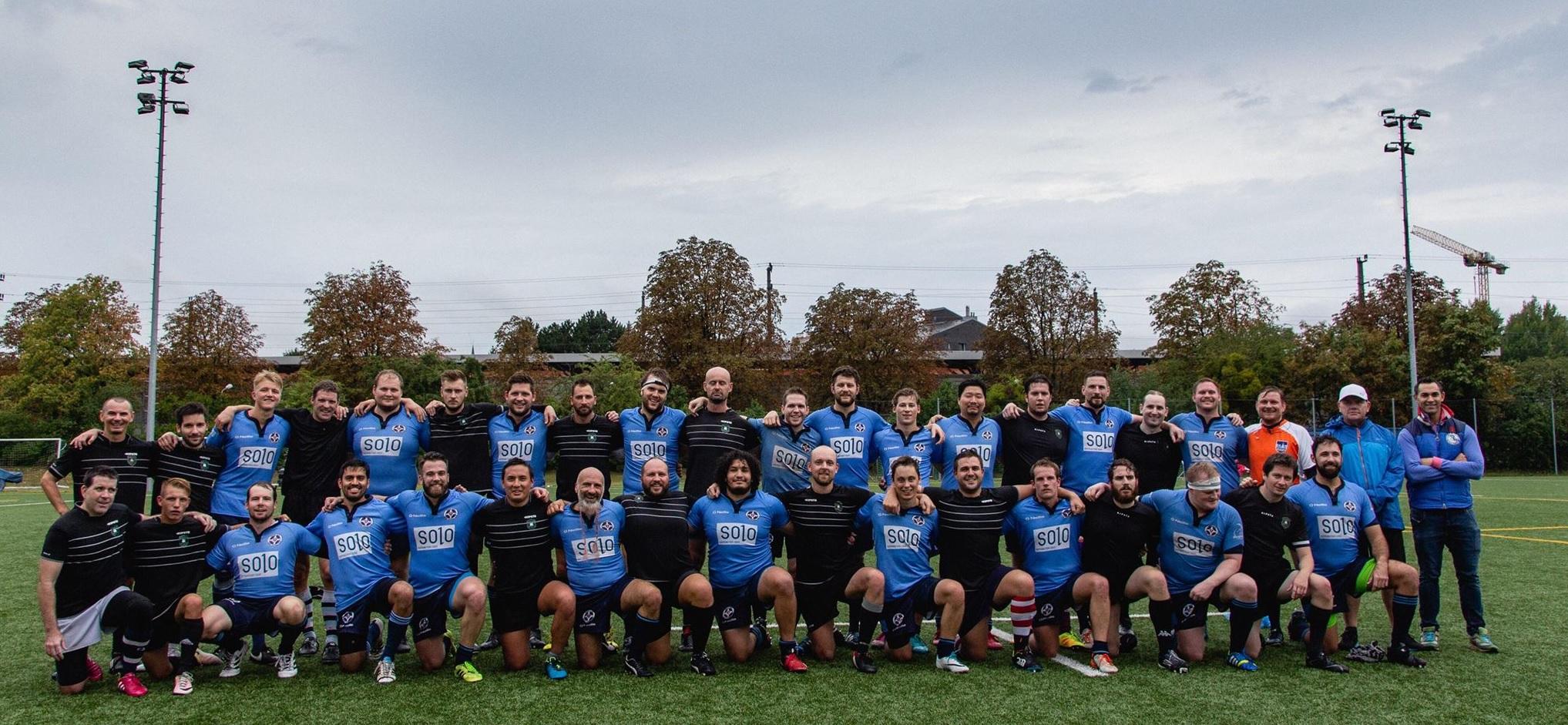 Rugby Klub Bratislava - 2018, Celtic Vienna - Wien
