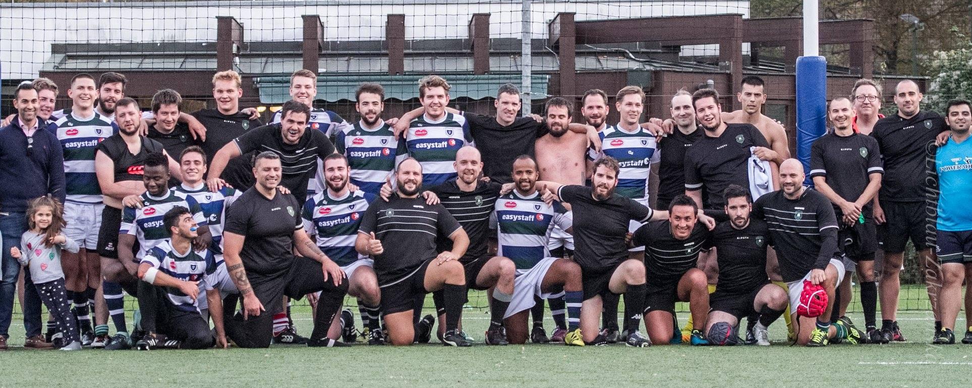 Rugby Klub Bratislava - 2018, RC Donau - Wien