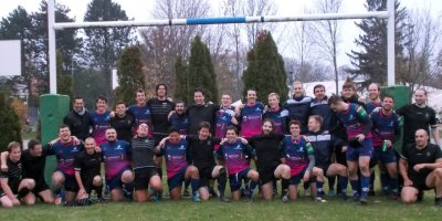 Rugby Klub Bratislava - 2018, Stade de Vienne - Wien