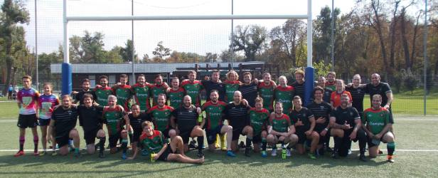 Rugby Klub Bratislava - 2018, Leoben - Wien
