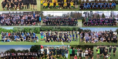 Rugby Klub Bratislava Slovakia sport trening