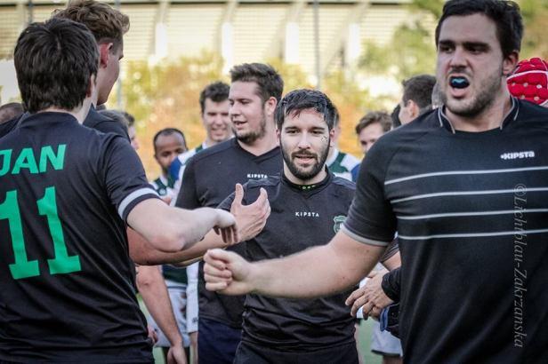 Rugby Klub Bratislava - Giacomo