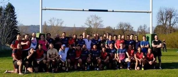 Stade Rugby Club Wien 17 - 14 RFC Bad Reichenhall