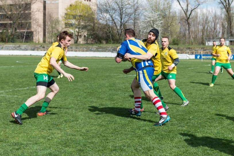 rugby slovakia Piestany Zilina