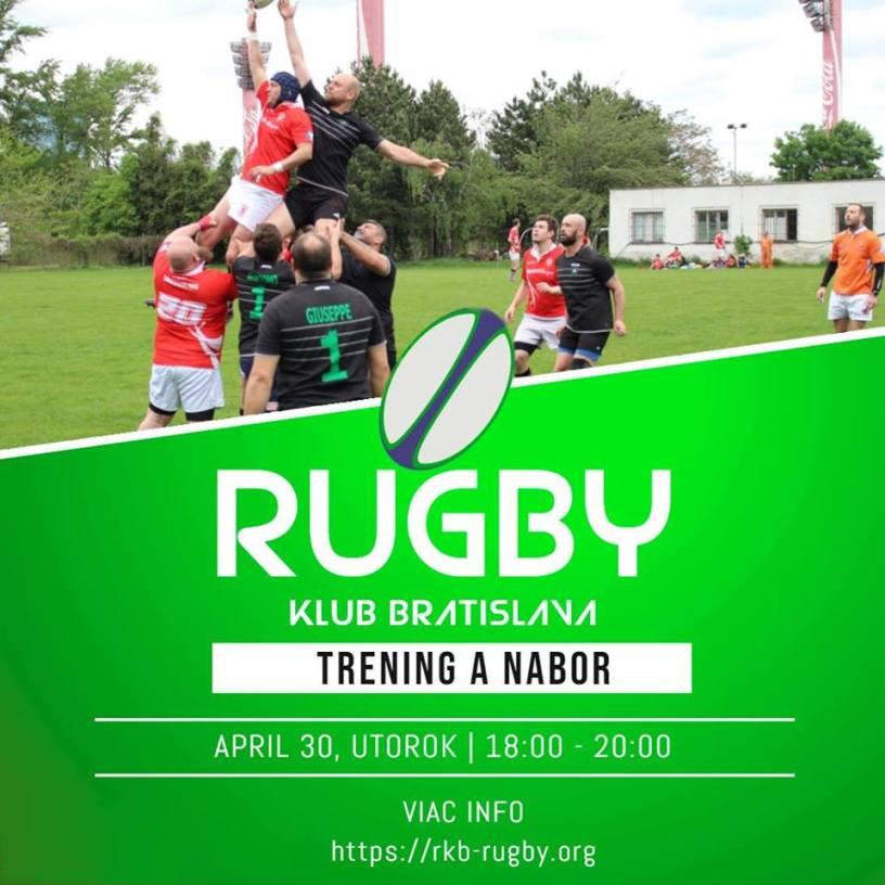 rugby klub bratislava slovakia trening sport