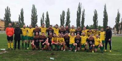 rugby slovakia trening sport