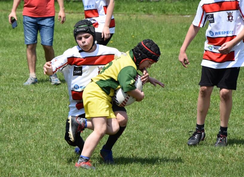 Rugby deti Bratislava Slovensko