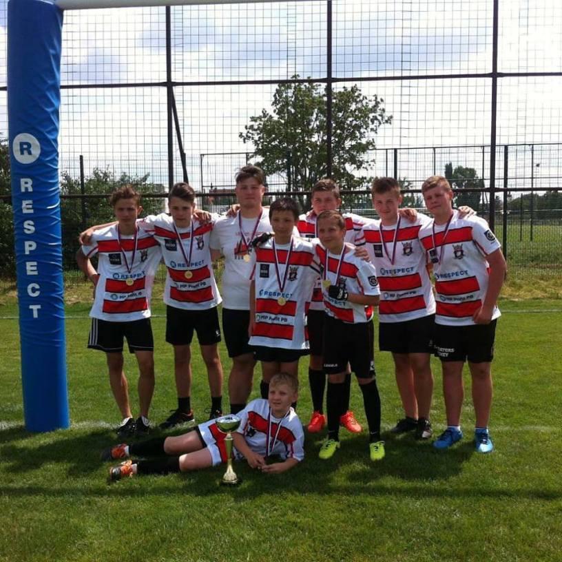 Rugby turnaj pre deti - v Trnave