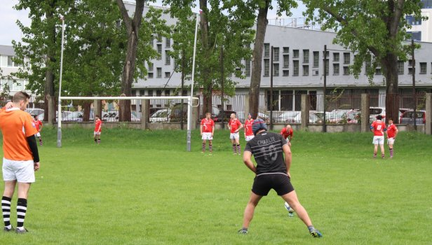 Rugby Klub Bratislava 33 - 68 Salcombe RFC England - Rugby Tour 02